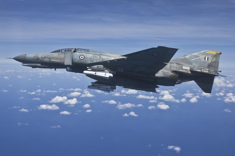 F-4E PHANTOM II AUP GREEK