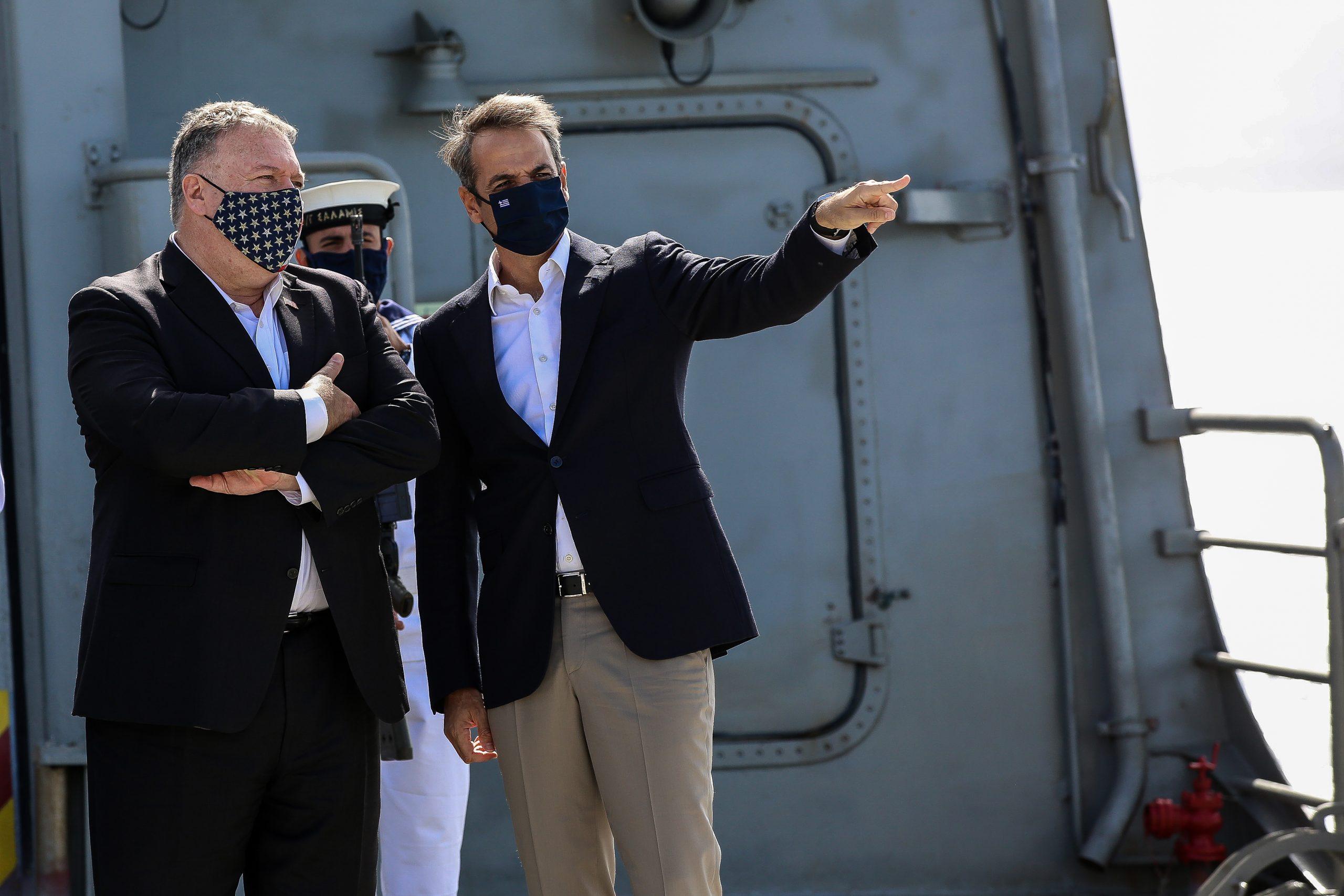 Χαστούκι από Σταύρο Λυγερό και Στρατηγό Τζούμη: Οι ΗΠΑ έμειναν έκπληκτοι που δώσαμε τα πάντα χωρίς αντάλλαγμα (Βίντεο)