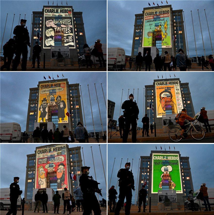 Μακρόν: Τα σκίτσα προκάλεσαν μποϊκοτάζ κατά των Γαλλικών προϊόντων από χώρες του Ισλάμ