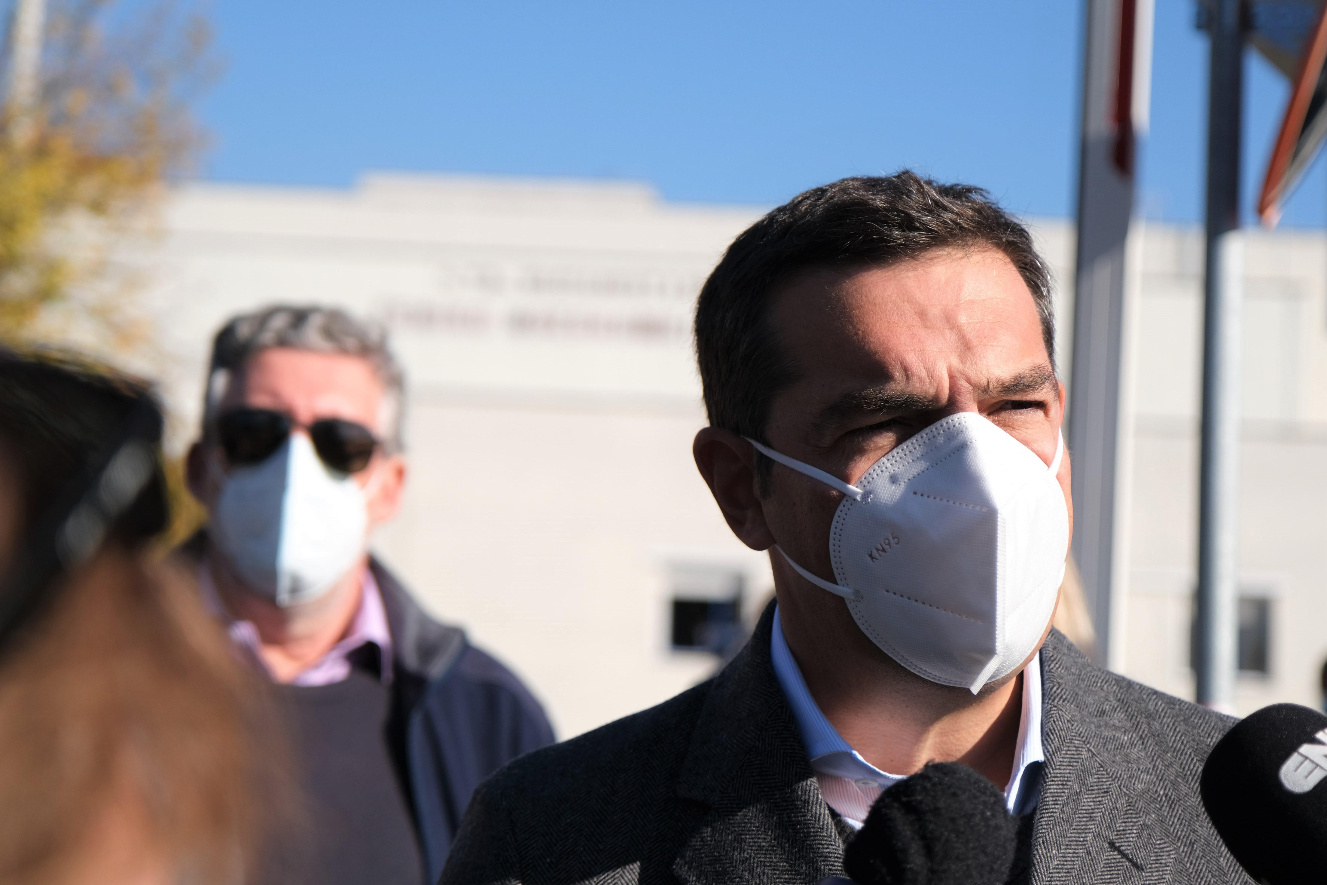 Αλέξης Τσίπρας: Σοκαριστικές οι περιγραφές των γιατρών από το Νοσοκομείο Δράμας (Βίντεο)