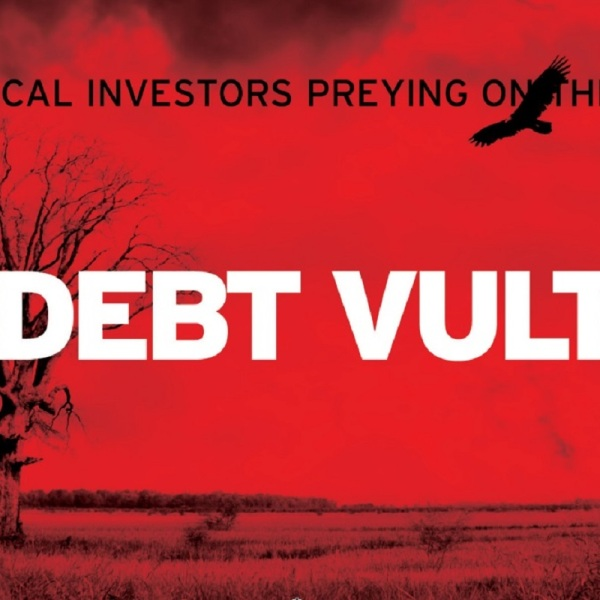 STOP DEBT VOLTURES