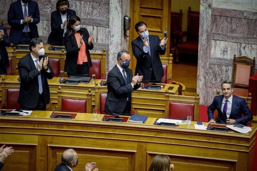 Δημήτρης Ριζούλης: Γελοιοποιήθηκε σκοπίμως από τον Πρωθυπουργό η συζήτηση για την πατέντα εμβολίων (Βίντεο)