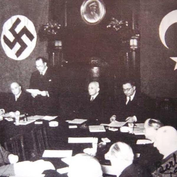 TURKEY-NAZI-KEMAL