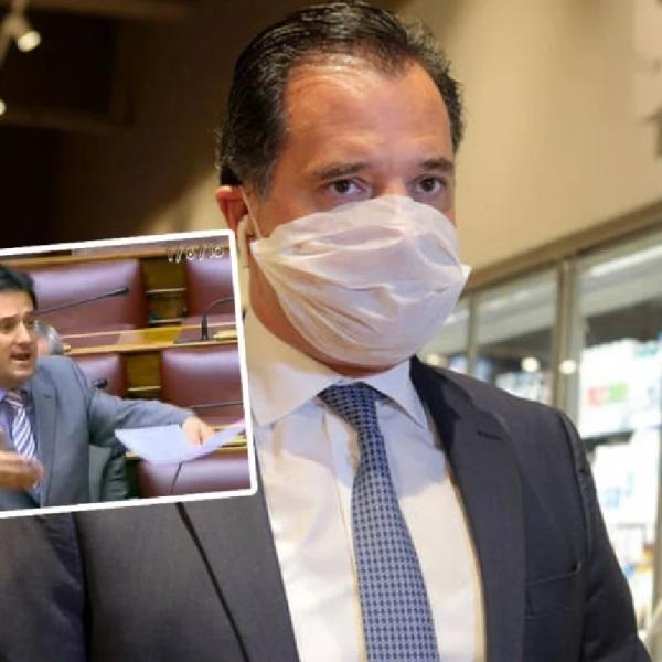 ΑΔΩΝΙΣ ΓΕΩΡΓΙΑΔΗΣ H1N1 Η1Ν1