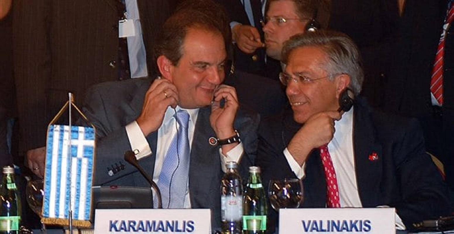 Σφυροκόπημα από Υπουργό του Καραμανλή: «Οταν σε φτύνει η Τουρκία και λες ψιχαλίζει αγανακτείς ο Δένδιας εξέφρασε αυτή την καταπίεση κάθε Έλληνα»