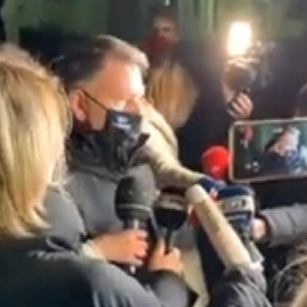 ΤΩΡΑ! Προφυλακιστέος κρίθηκε ο Δημήτρης Λιγνάδης (Βίντεο)