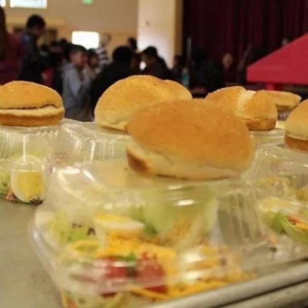ΕΛΕΝΗ ΤΣΕΡΕΖΟΛΕ σχολικά γεύματα