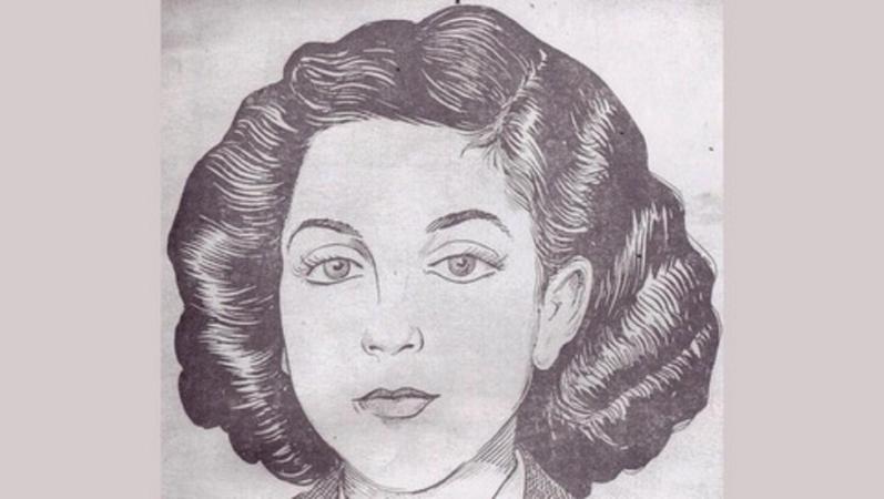 """16 Απριλίου 1949, το κράτος της """"εθνικοφροσύνης"""" εκτελεί (δολοφονεί)την 21χρονη αγωνίστρια Αλίκη Τσουκαλά"""