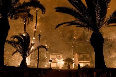 Φωτιά Τώρα Σχίνος Κορινθία Βυθούλας Μέγαρα Αλεποχώρι (3)