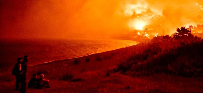 Φωτιά Τώρα Σχίνος Κορινθία Βυθούλας Μέγαρα Αλεποχώρι (9)