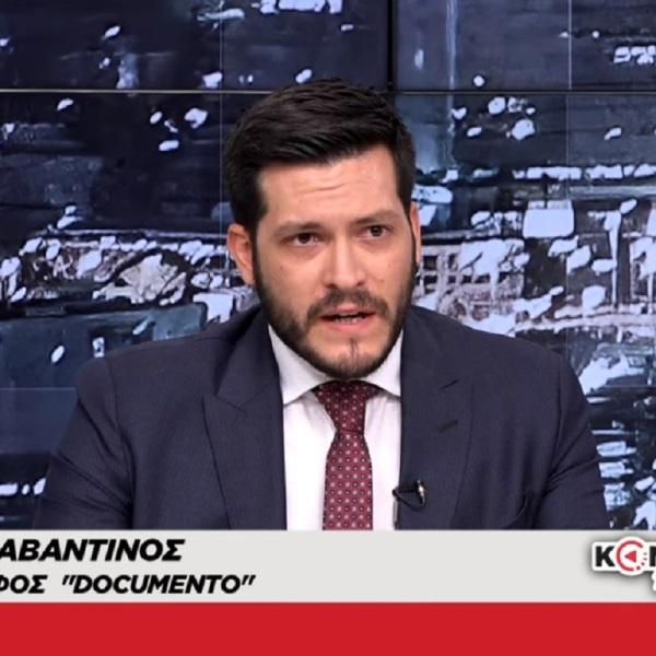 ΜΑΡΙΟΣ ΑΡΑΒΑΝΤΙΝΟΣ DOCUMENTO NEWS MAREBA GRABOWSKI