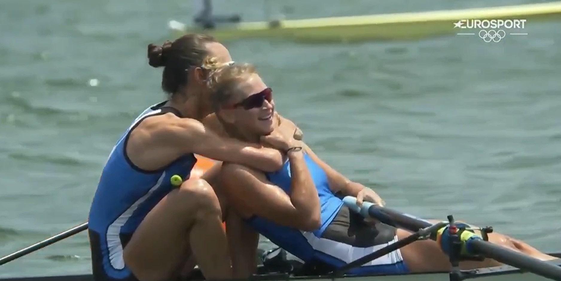 Παγκόσμιο ρεκόρ από τις Ελληνίδες της Κωπηλασίας Μαρία Κυρίδου – Χριστίνα Μπούρμπου στην δίκωπο (Βίντεο) #Rowing #Tokyo2020 #Olympics