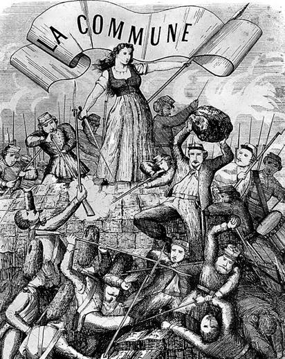Η «Κομμούνα» ως «επανάσταση του Δήμου των Παρισίων» Παναγιώτης Νούτσος