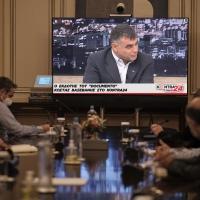 """ΔΕΘ 2021: Η ερώτηση του Documento που """"έθαψαν"""" τα κανάλια βάζοντας διαφημίσεις"""