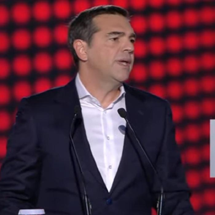Δείτε live την ομιλία του Αλέξη Τσιπρα στη ΔΕΘ