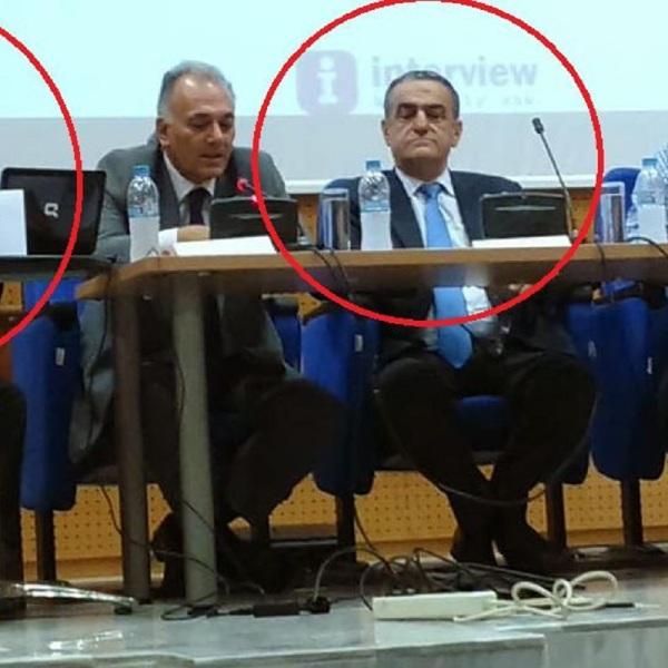 Υπουργός Δικαιοσύνης Χαράλαμπος Αθανασίου Δημήτρης Βασιλειάδης, Διευθυντής εταιρείας INTERVIEW