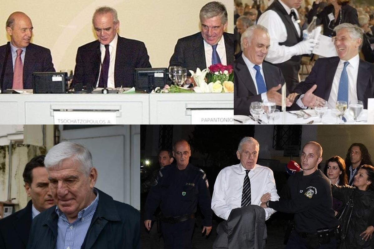 """""""Βάστα Γιάννο"""" – Υπουργοί της Ν.Δ. σε εκδήλωση του υπόδικου Παπαντωνίου!"""