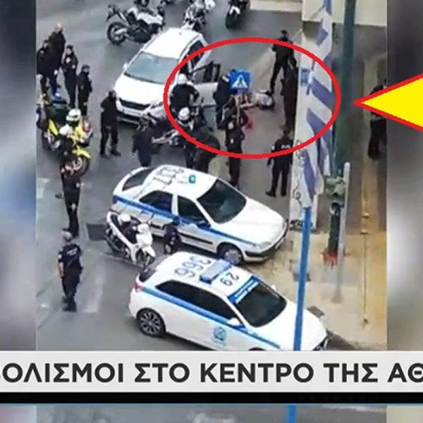 Πυροβολισμοί Αθήνα: Αιματηρό περιστατικό στο κέντρο της Αθήνας, με ένα Ι.Χ. να συγκρούεται με μηχανή της ΔΙΑΣ, ενώ ο οδηγός του είναι τραυματίας από πυρά αστυνομικού. Σύμφωνα με τα όσα έχουν γίνει γνωστά μέχρι στιγμής,αστυνομικοί της ομάδας ΔΙΑΣ εντόπισαν το όχημα στην οδό Μάρνη, στην πλατεία Βάθη, το οποίο αναγνωρίστηκε ως κλεμμένο. Στην προσπάθειά τους να κάνουν έλεγχο, ο οδηγός προσπάθησε να ξεφύγει με ελιγμούς και τελικά εμβόλισε μια από τις μοτοσικλέτες. Αστυνομικός πυροβόλησε και τραυμάτισε τον νεαρό οδηγό στο πόδι, ο οποίος μεταφέρθηκεαπό το ΕΚΑΒ σε νοσοκομείο. Το όχημα είναι ένα Peugeot 208 και είχε κλαπεί από την περιοχή της Βάρης.