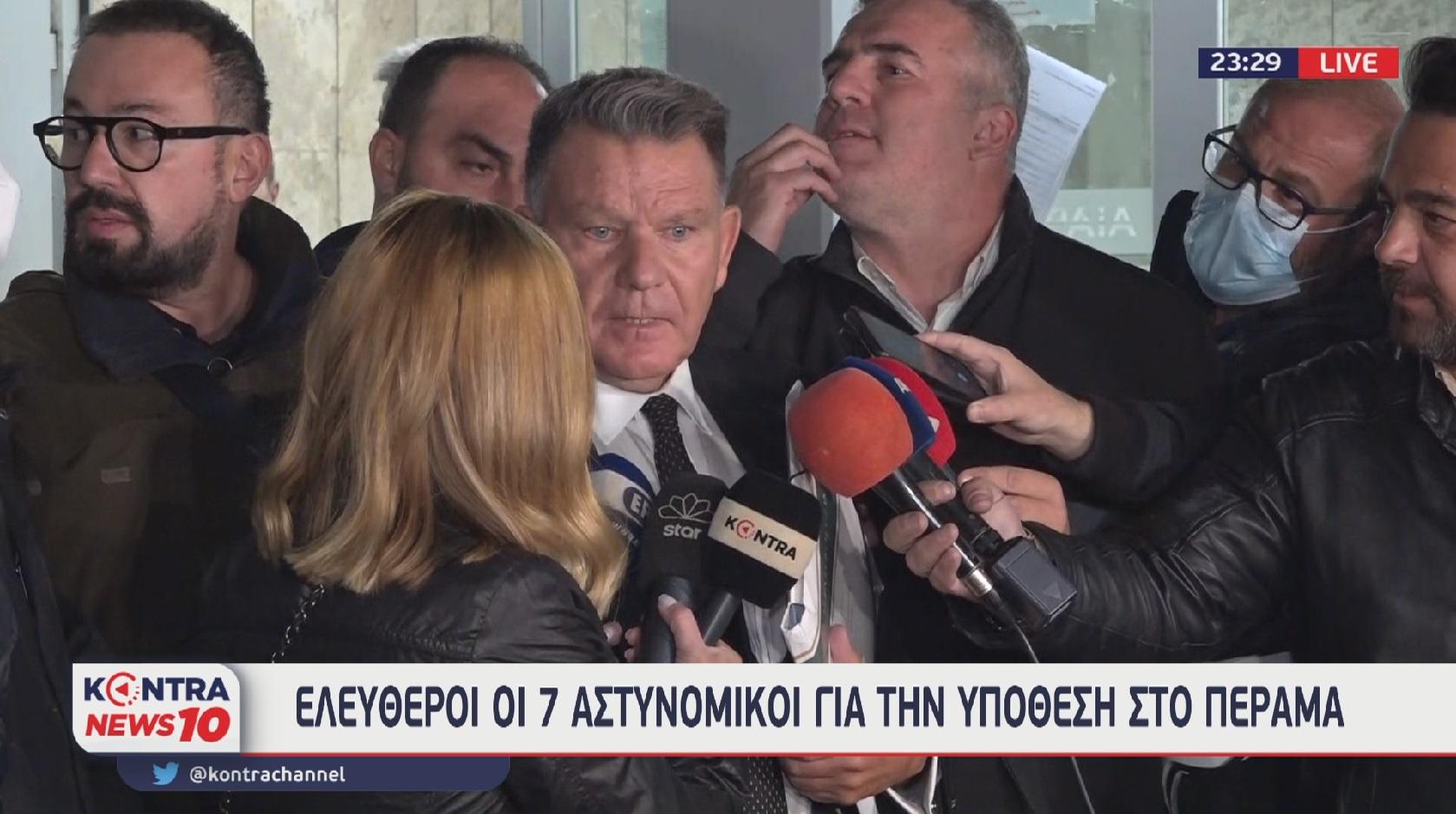 """Λύγισε ο Αλέξης Κούγιας: """"Είμαι συγκινημένος. Τα παιδιά αυτά των 800 ευρώ με σύμφωνη γνώμη Εισαγγελέα κι Ανακριτή είναι ελεύθερα"""" (Βίντεο)"""